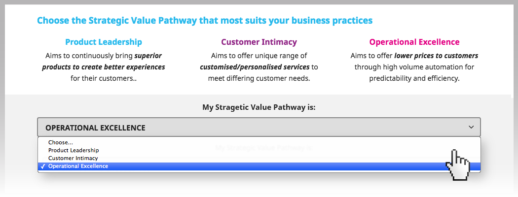Strategic Value Pathway