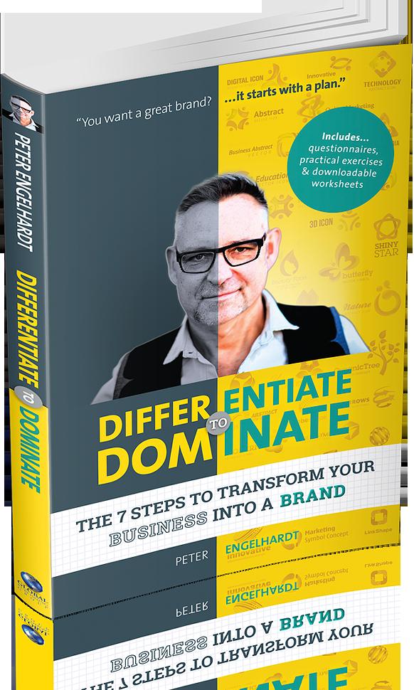 Differentiate to Dominate book cover