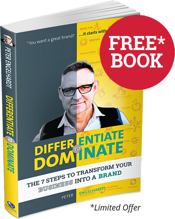 Differentiate to Dominate book cover